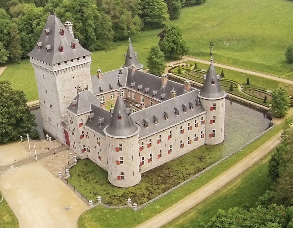 Local Guides Connect - Re: Le château Jemeppe, situé à Hargimont en Belgi... - Local Guides Connect