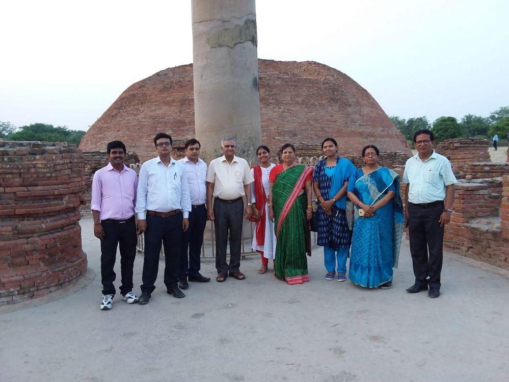 Tourist Places In Vaishali Bihar