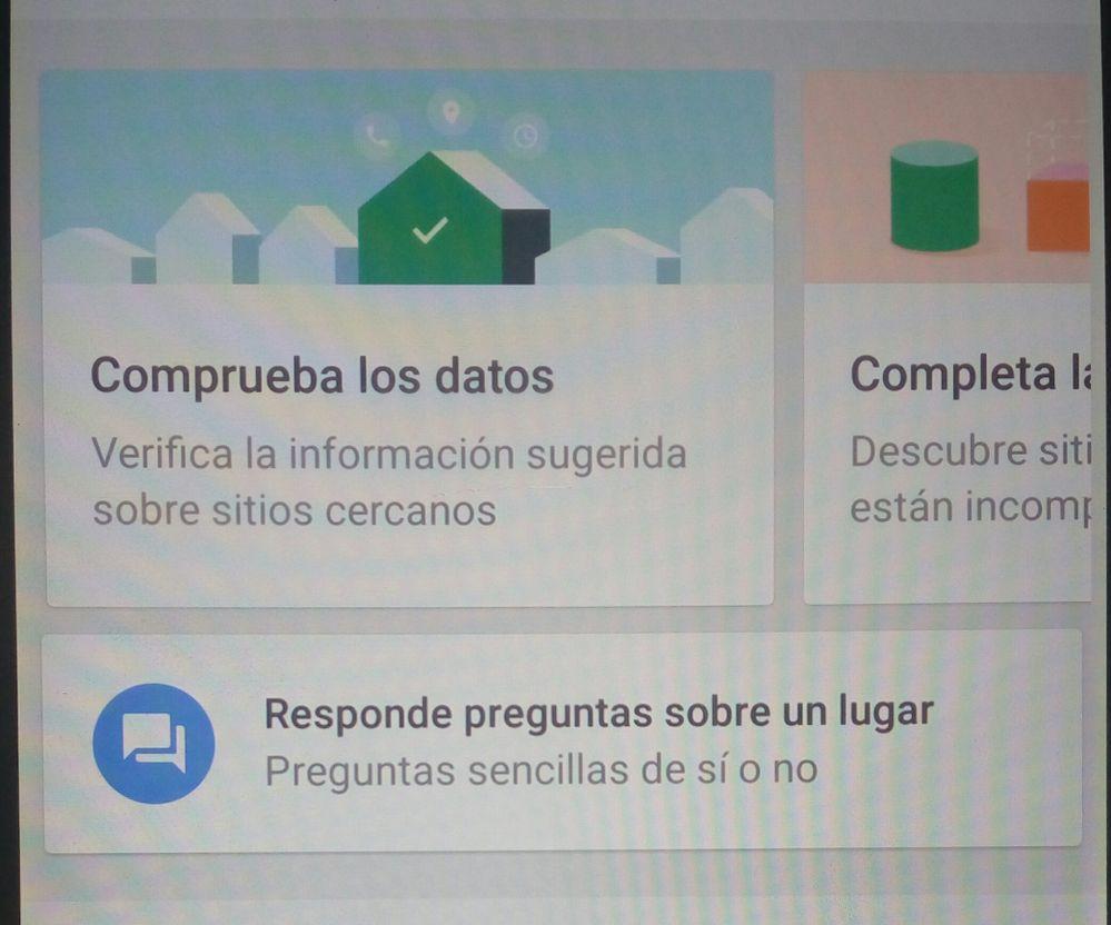 Solved Local Guides Connect Pasos Para Elegir Respuestas Local Guides Connect
