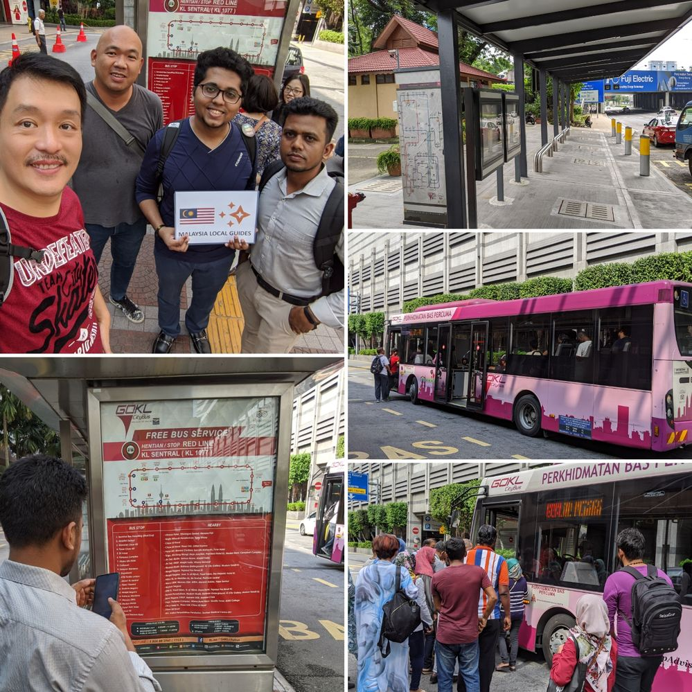 Local Guides Connect Recap Free Gokl Bus Exploration Meet Up Local Guides Connect