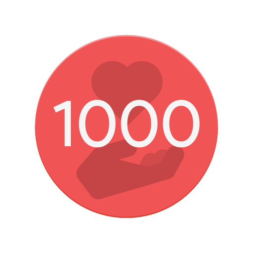 Gave 1000 Kudos
