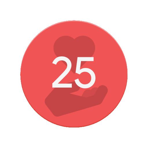Gave 25 Kudos