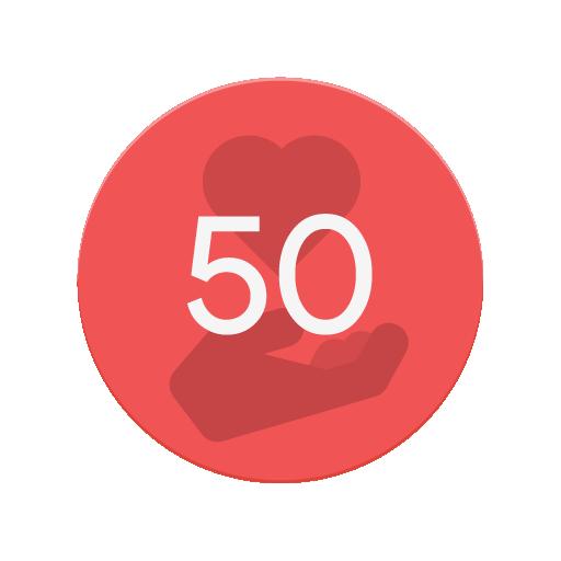 Gave 50 Kudos