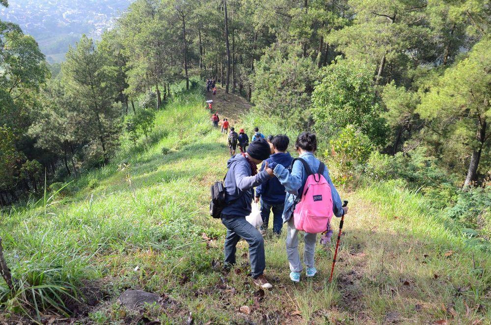 Mount Banyak Geowalk