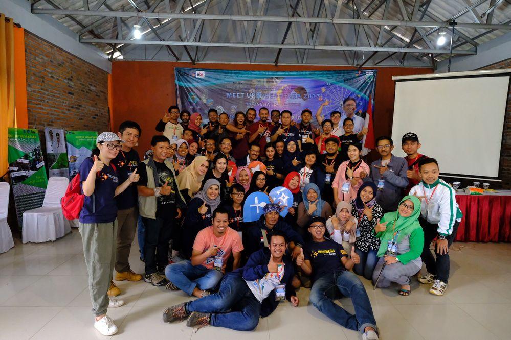 Meet Up Nusantara 2017