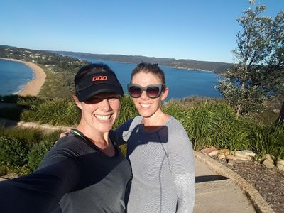 Image of the view from Barrenjoey Lighthouse, Palm Beach