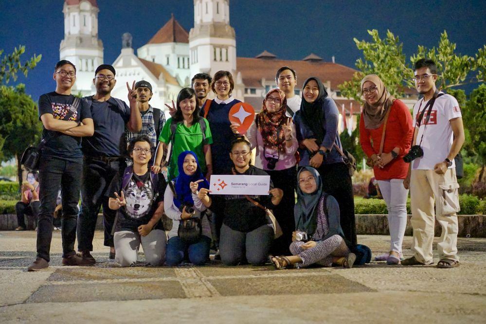 Cheers! Semarang Local Guides