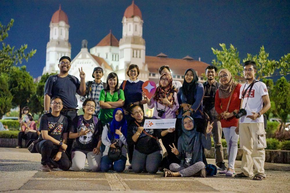 Semarang Local Guides