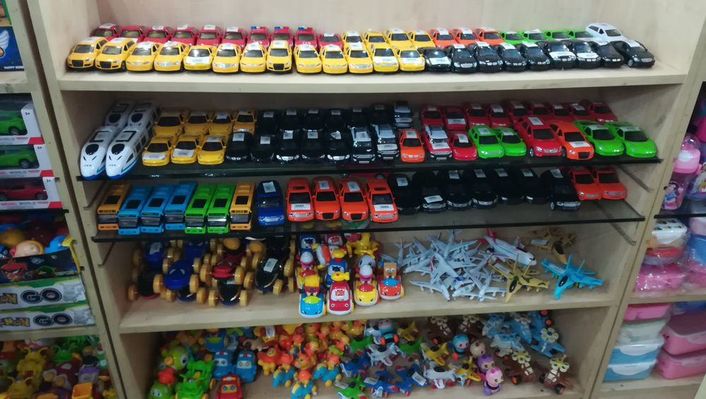 Cars from tkids shop