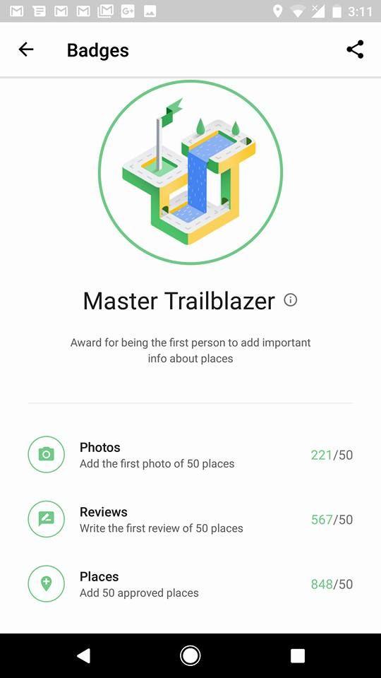 Master Trailblazer