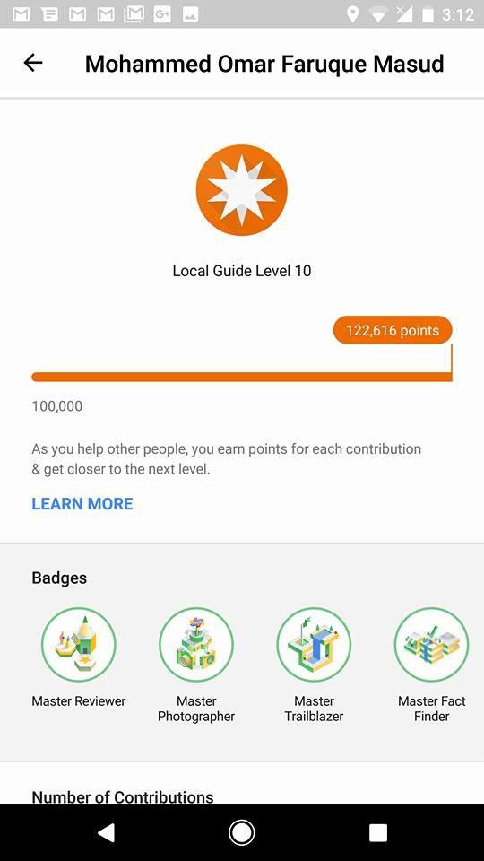 Local guide Level  10