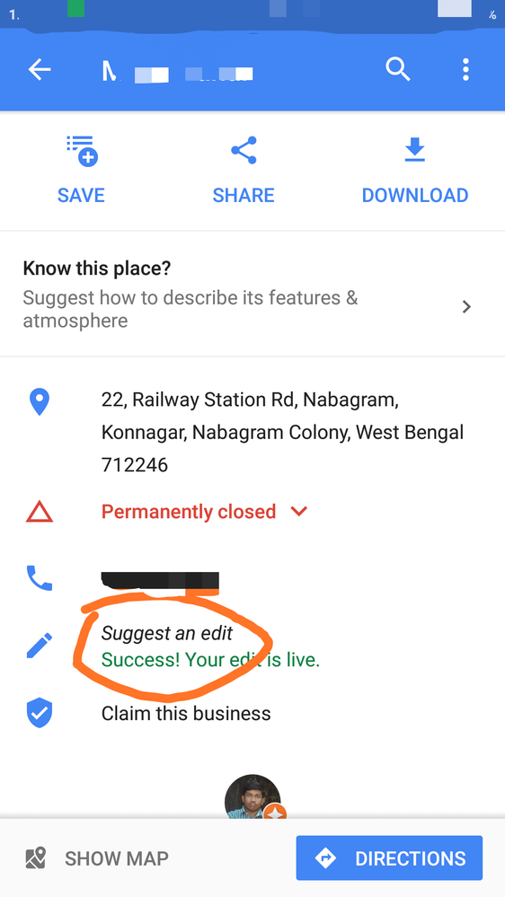 google permanantly closed how to stop