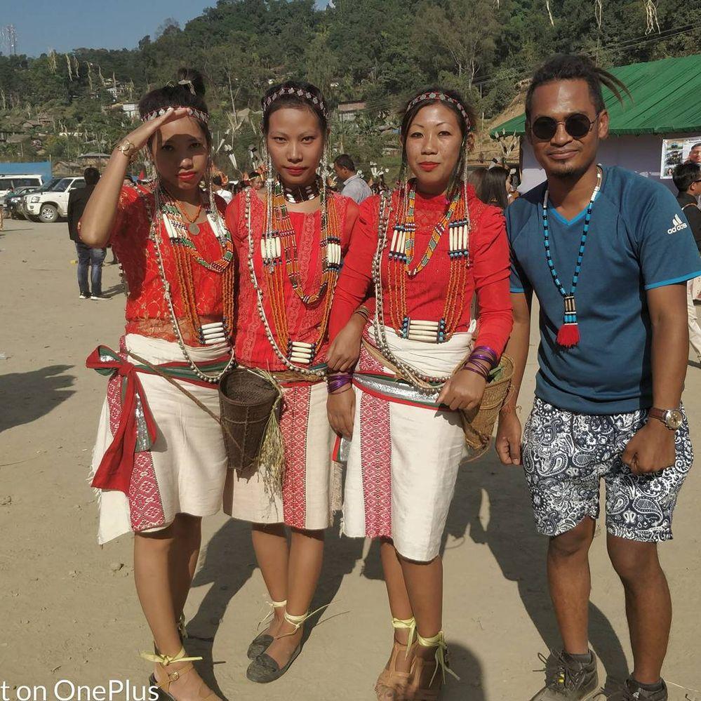 Chalo loku festival (khonsa arunachal Pradesh