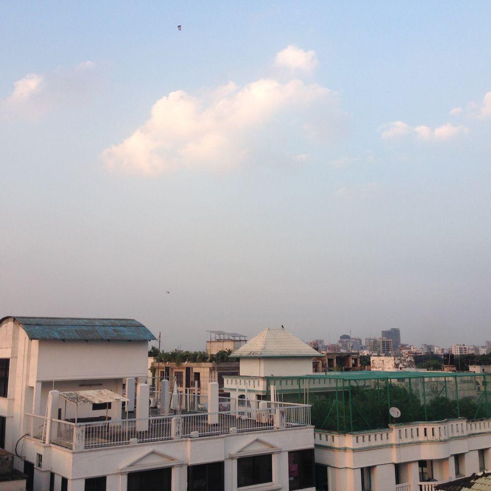 Sky @Dhaka