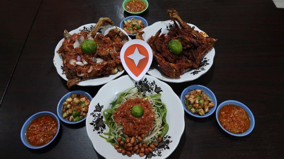 Ayam Bakar Taliwang by Cak Tatax