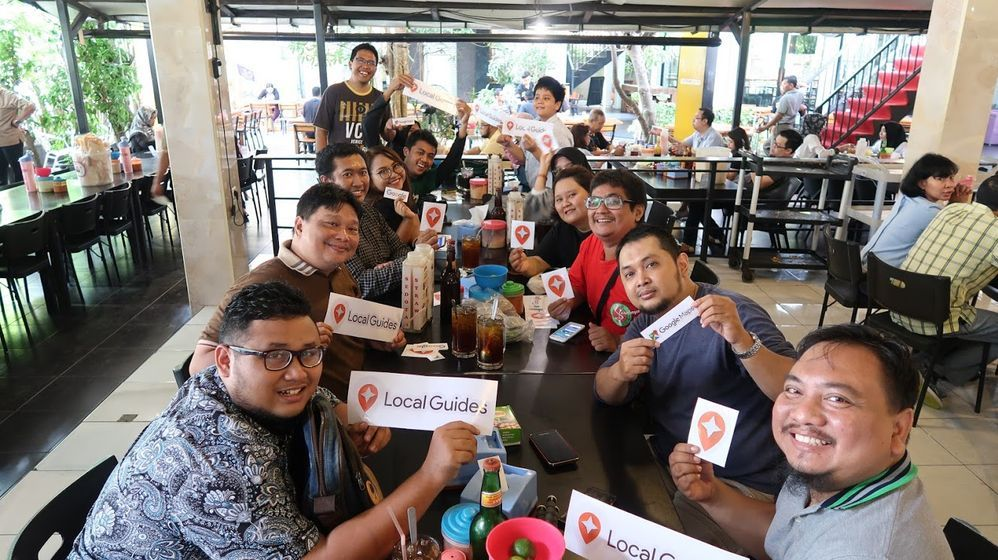 World Wide Food Crawl Meet-Up