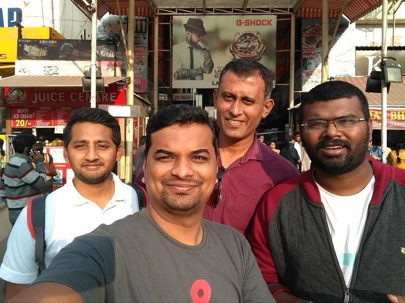 Hyderabad Local Guides by Naren Chandra