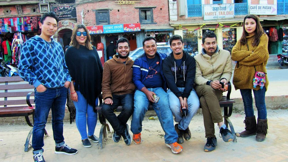 Kathmandu Local Guides by Bishowvijaya