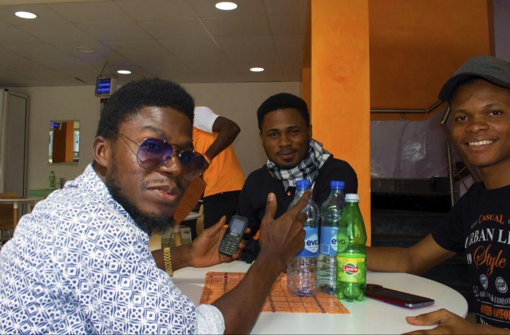 World Wide Food Crawl Meet-up at Nigeria by Samson Rohan