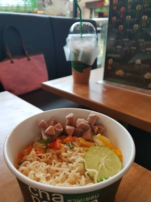 Tom Yum Noodle, Thailand
