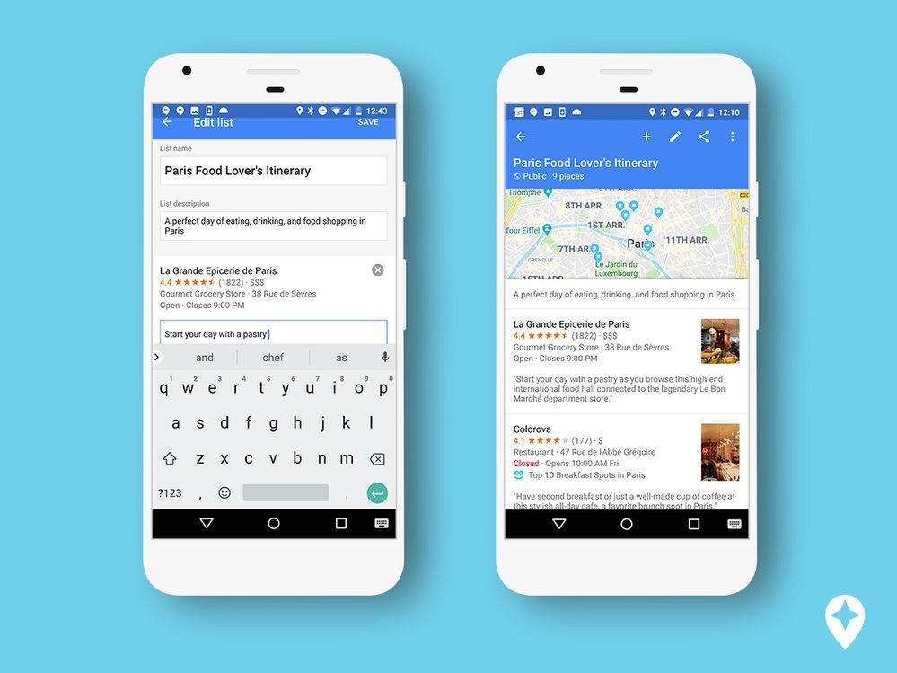 Local Guides Connect - How to make great restaurant lists on ... on googie maps, gppgle maps, bing maps, goolge maps, iphone maps, stanford university maps, search maps, googlr maps, topographic maps, android maps, online maps, msn maps, waze maps, aerial maps, aeronautical maps, amazon fire phone maps, gogole maps, microsoft maps, road map usa states maps, ipad maps,