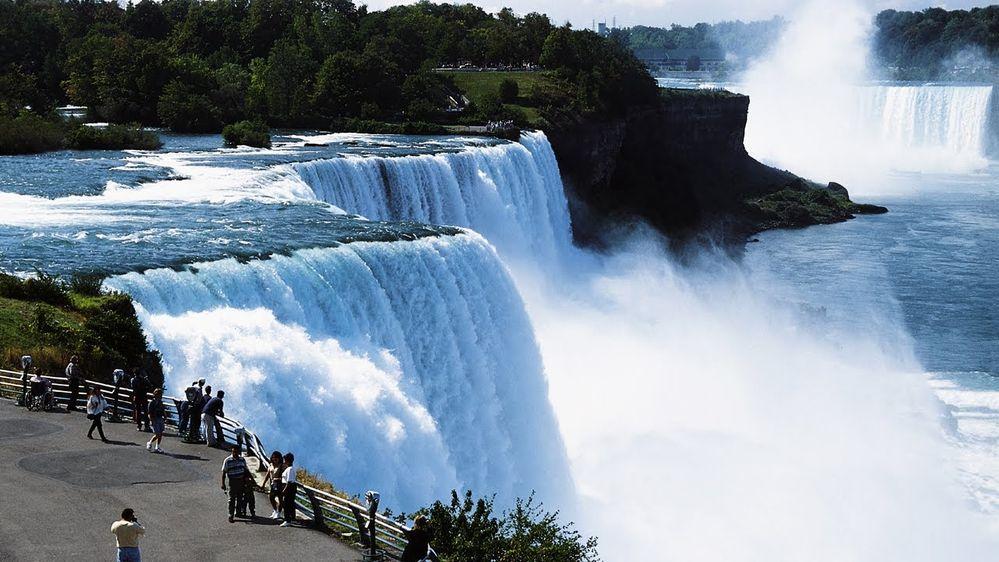 Nayagra Waterfalls