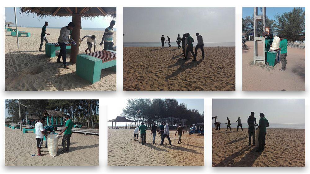 Kallady Beach clean!.jpg