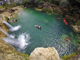 Bolinao Falls 2, Pangasinan