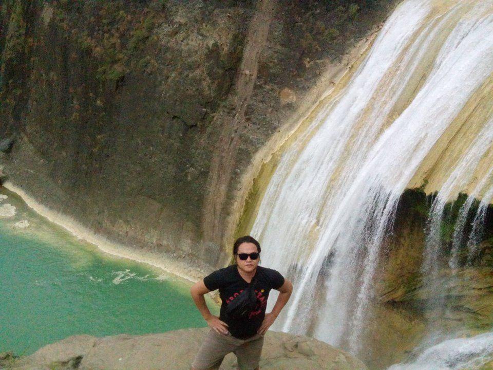 Pinsal Falls, Ilocos sur