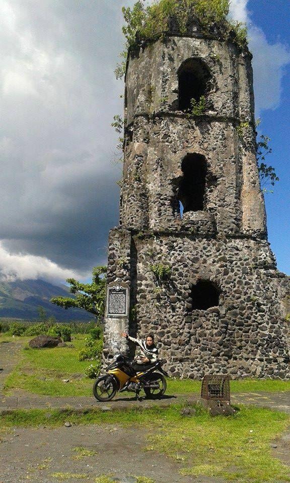 Cagsawa Ruin Church, Bicol