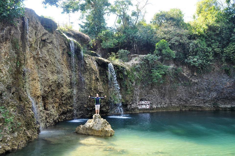 Bolinao Falls, Pangasinan