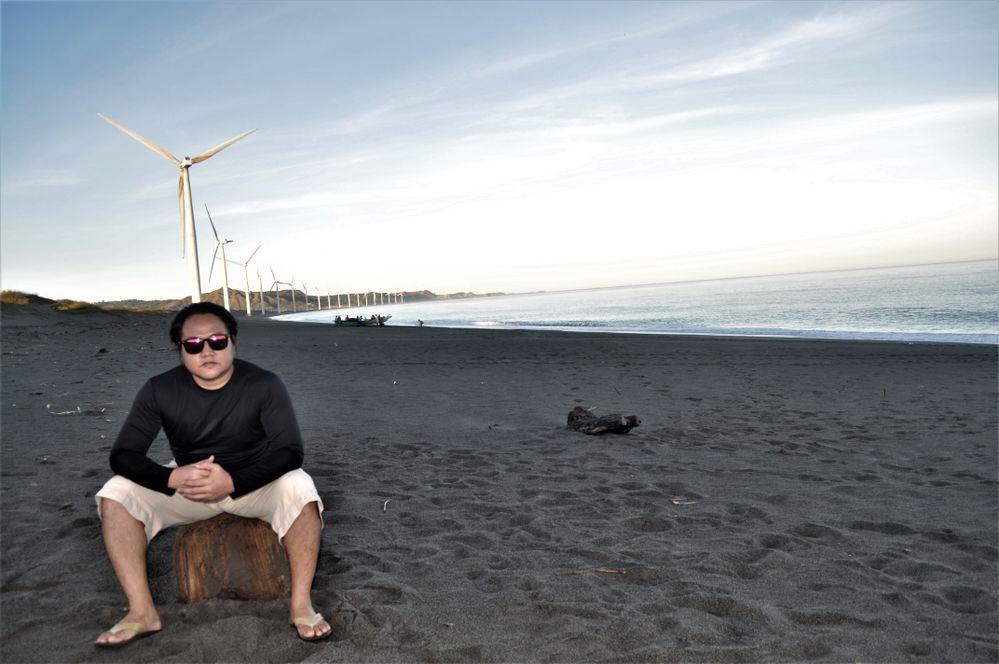 Windmills Bangui, Ilocos norte