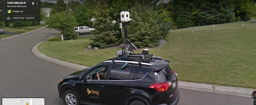Local Guides Connect Google Car And Street View Equipment Around