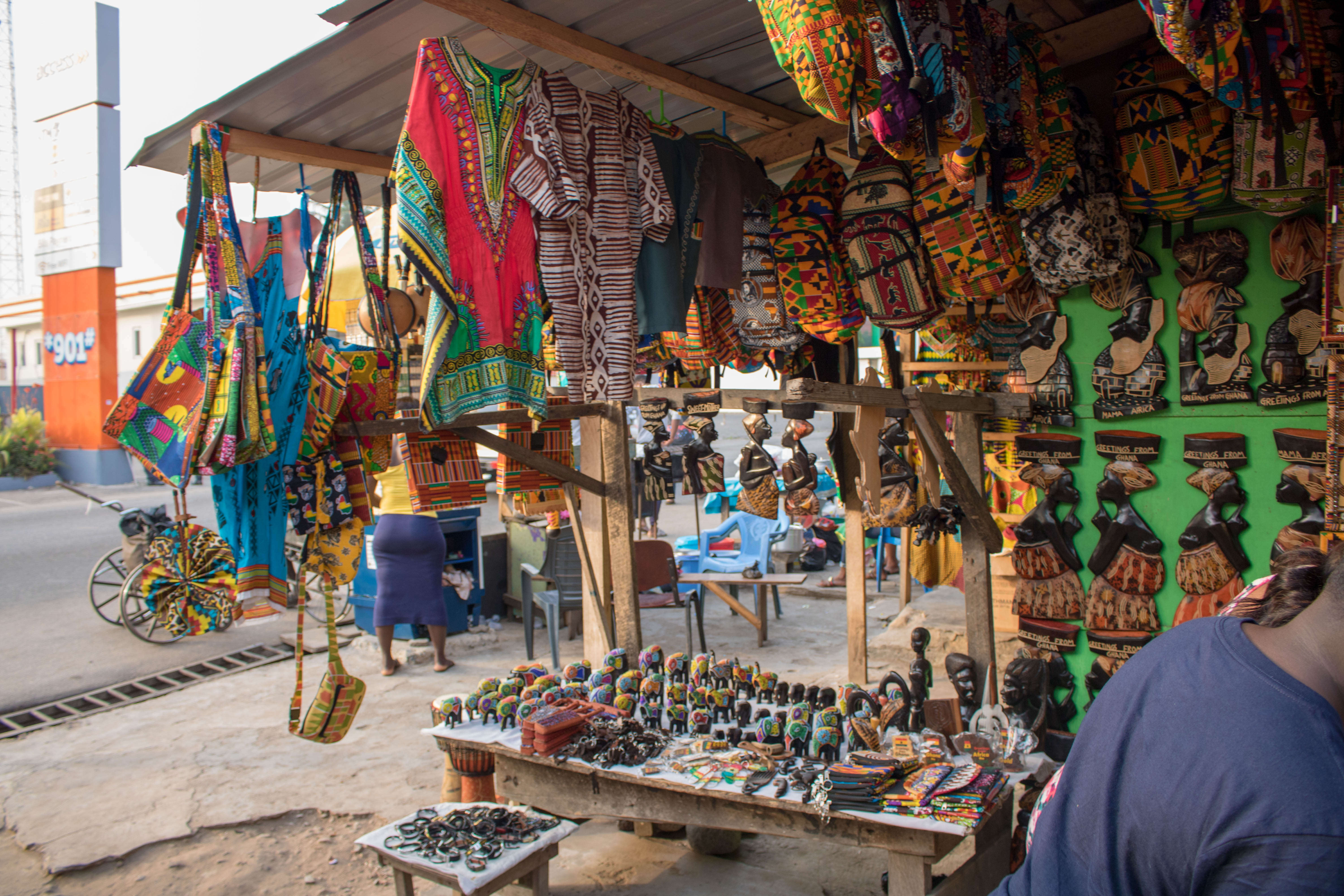 Local Guides Connect African Beads Crafts And Art In Accra