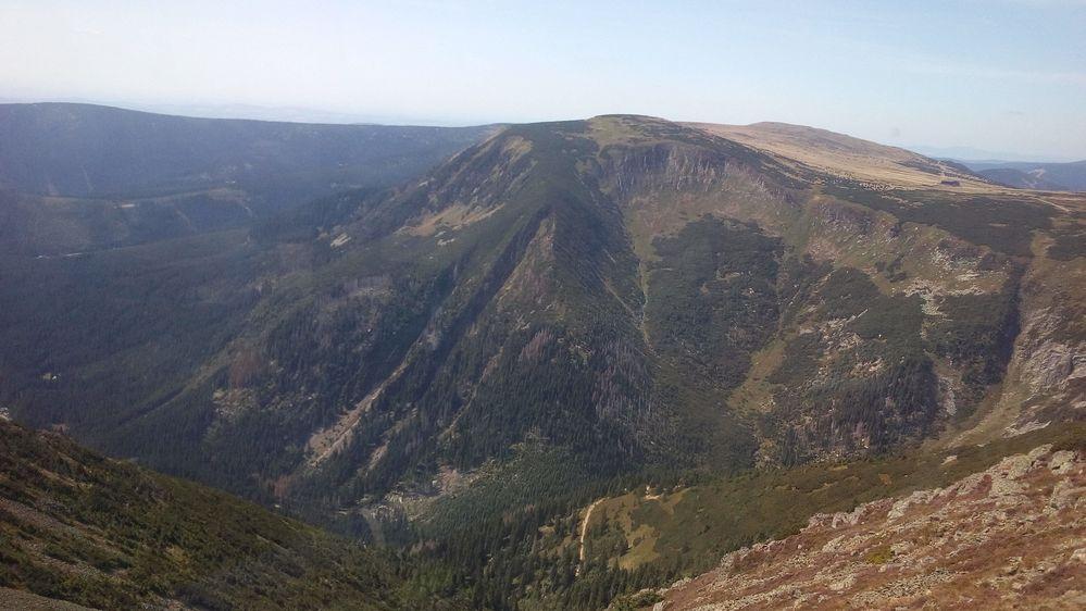Studniční mountain