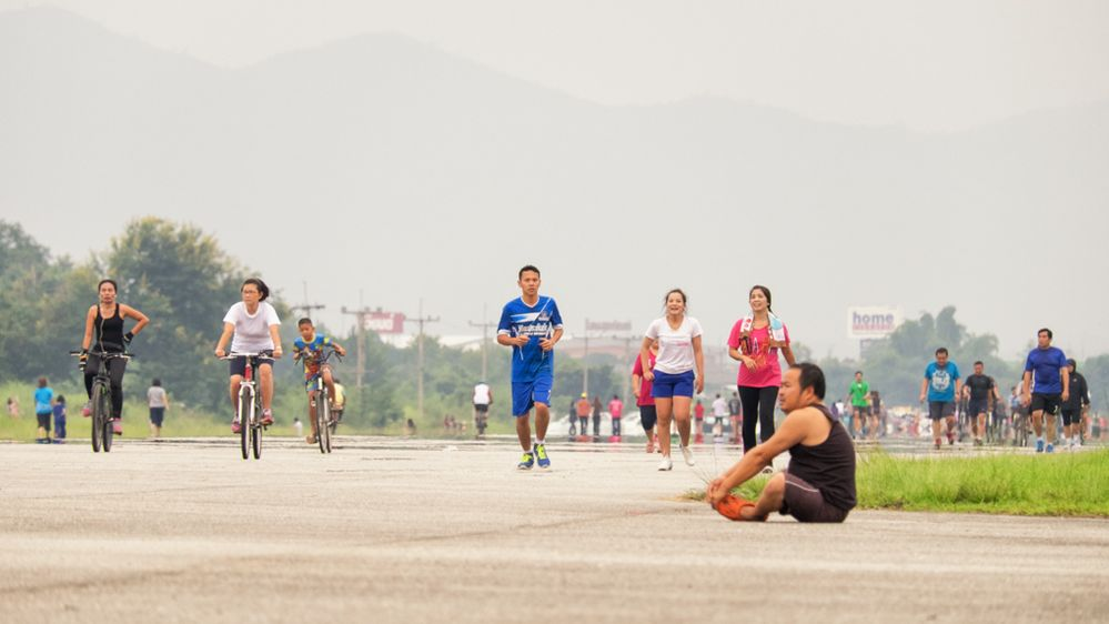 Chiang Rai  Old Airport Runway
