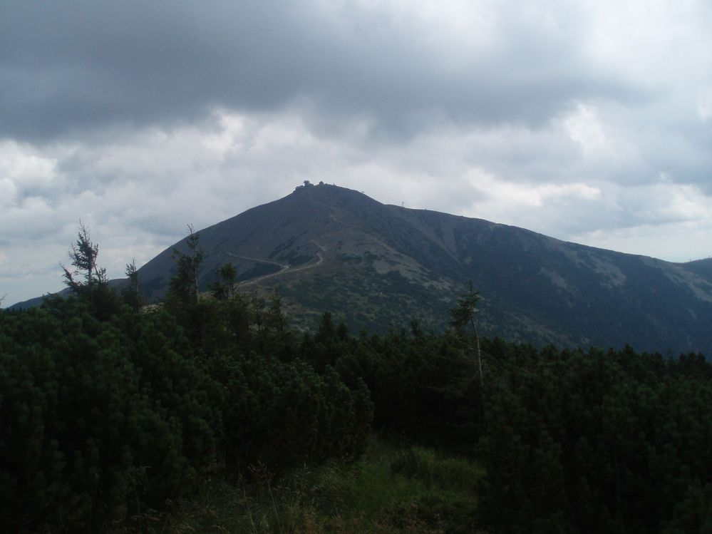 Mountain Sněžka