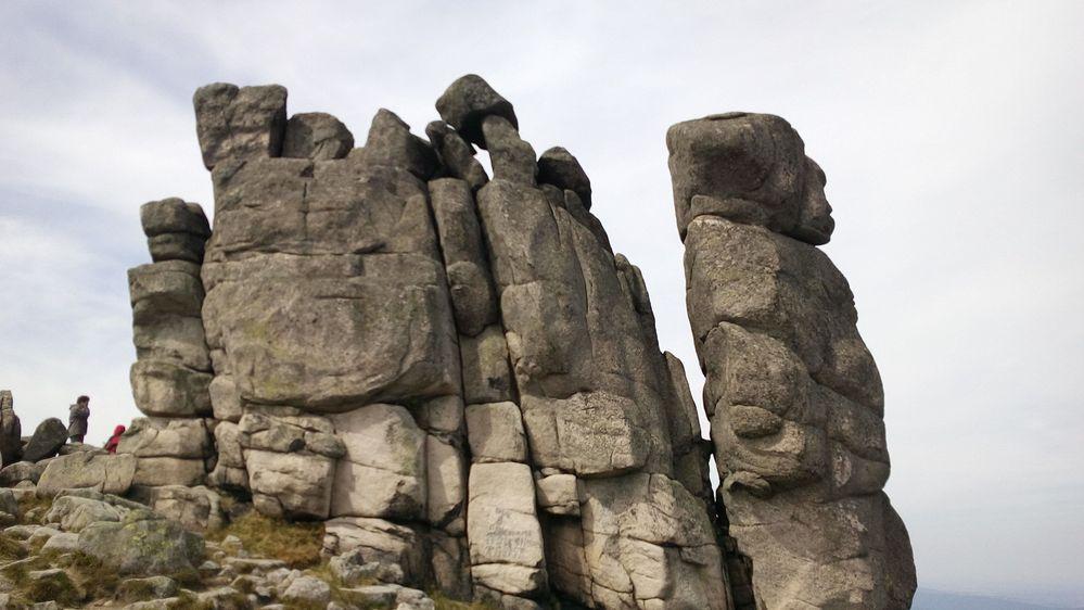 Rock formation Slunečník