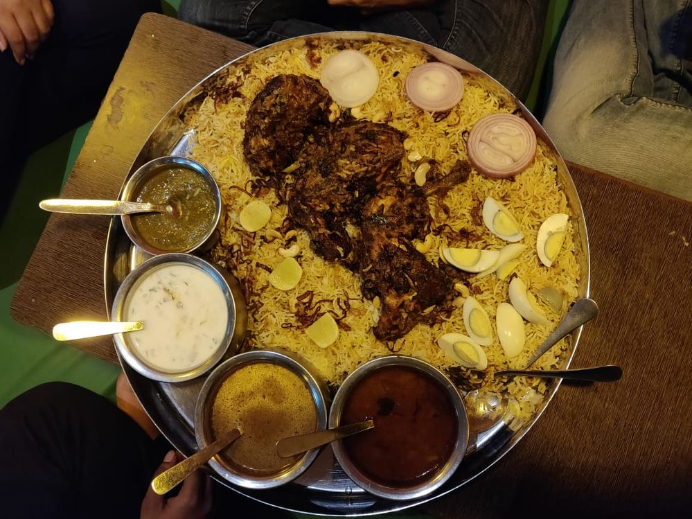 301a3a2604ee Local Guides Connect - Biryani Lovers - Post the photo of the ...
