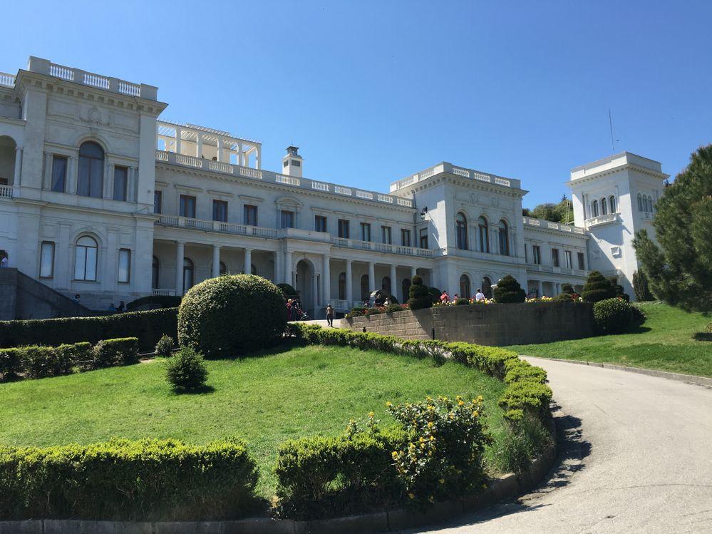 Livadia Palace exterior.JPG