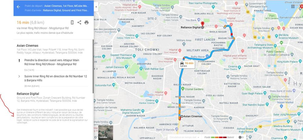 Local Guides Connect - Interesting observation in Google Maps today on