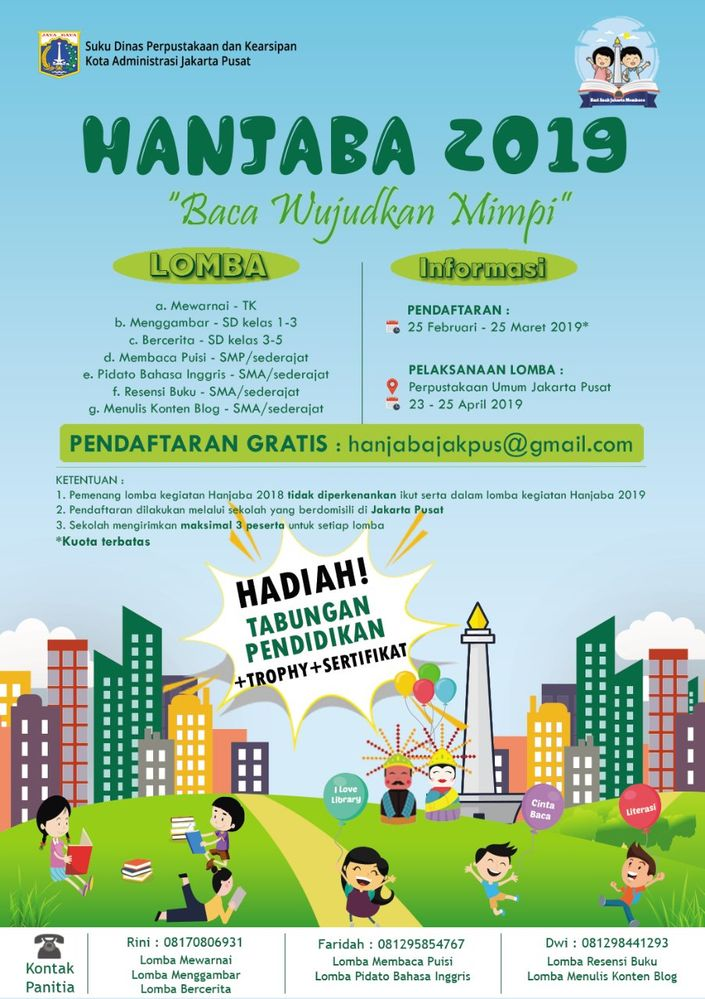 Local Guides Connect Lomba Hanjaba 2019 Jakarta Pusat Local