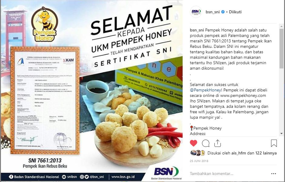 Local Guides Connect Pempek Palembang Yang Ber Sni Local