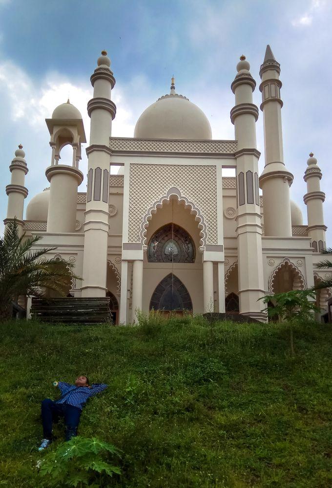 Perpaduan Warna Cat Lisplang  warna masjid bagus nusagates