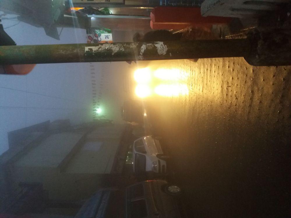 Darjeeling Weather @ Night