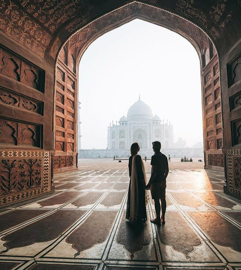 Local Guides Connect - Taj Mahal, one of the most beautiful ...