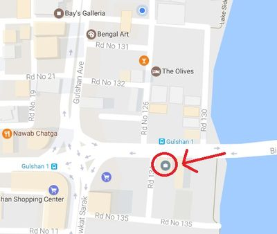 solved local guides connect confusing location indicator in my