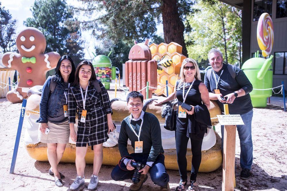LG Summit 16 attendees