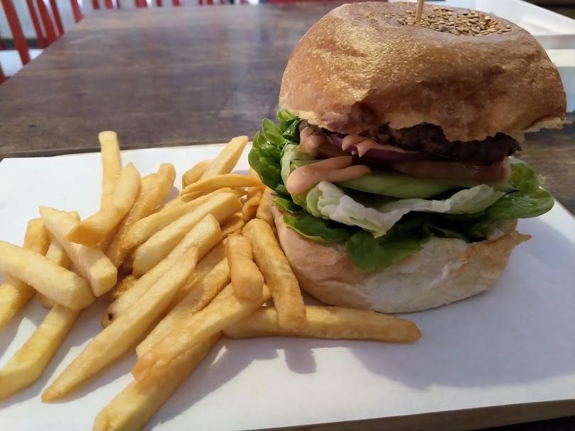 Local Guides Connect - My favorite burger in Sofia, Bulgaria