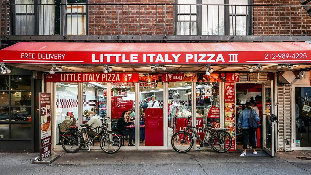 Local Guides Connect Photo Of The Week Little Italy Pizza